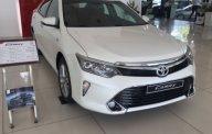 Bán ô tô Toyota Camry 2.5Q năm 2018, màu trắng giá 1 tỷ 310 tr tại Hà Nội