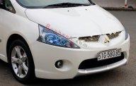 Cần bán xe Mitsubishi Grandis 2.4 AT đời 2011, màu trắng xe gia đình giá 649 triệu tại Tp.HCM