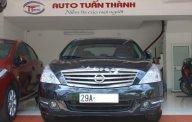 Bán xe Nissan Teana 2.0 AT năm 2011, màu đen, nhập khẩu còn mới, giá 555tr giá 555 triệu tại Hà Nội