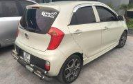 Bán xe Kia Morning Sport năm sản xuất 2011, màu kem (be), nhập khẩu giá 345 triệu tại Hà Nội