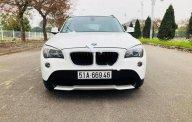 Bán BMW X1 sDrive18i năm 2011, màu trắng, nhập khẩu, giá chỉ 645 triệu giá 645 triệu tại Hà Nội