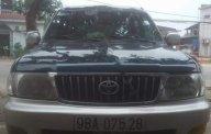 Gia đình bán xe Toyota Zace GL năm 2004, màu xanh lam giá 248 triệu tại Thái Nguyên