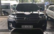 Chính chủ bán Toyota Land Cruiser 5.7 AT đời 2016, màu đen giá 6 tỷ 300 tr tại Hà Nội