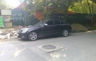 Bán Mercedes C200 Kompressor đời 2008, màu đen   giá 458 triệu tại Hà Nội
