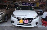Cần bán xe Mazda 3 1.5AT năm 2015, màu trắng, 595 triệu giá 595 triệu tại Hà Nội