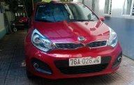 Cần bán xe Kia Rio đời 2014, màu đỏ, nhập khẩu nguyên chiếc giá 455 triệu tại Quảng Ngãi