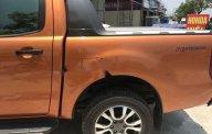 Bán Ford Ranger 2.2 Willtrak đời 2017, màu cam giá 750 triệu tại Đà Nẵng