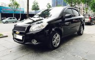 Bán ô tô Chevrolet Aveo sản xuất năm 2017, màu đen giá 395 triệu tại Hà Nội