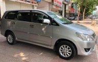 Auto Lâm Hưng bán xe Toyota Innova E đời 2013, màu bạc giá 555 triệu tại Hà Nội