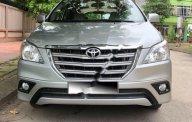 Bán Toyota Innova 2.0G AT năm sản xuất 2014, màu bạc chính chủ giá 568 triệu tại Hà Nội