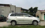 Cần bán lại xe Toyota Innova E 2013, màu bạc xe gia đình, giá 485tr giá 485 triệu tại Tuyên Quang