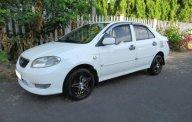 Bán Toyota Vios 1.5G sản xuất năm 2003, màu trắng xe gia đình, 225 triệu giá 225 triệu tại BR-Vũng Tàu