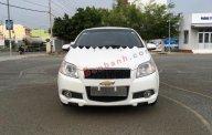 Cần bán xe Chevrolet Aveo năm 2017, màu trắng, giá 395tr giá 395 triệu tại Long An