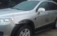 Cần bán lại xe Chevrolet Captiva LTZ năm sản xuất 2009, màu bạc xe gia đình giá 335 triệu tại Tp.HCM