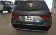 Bán xe BMW X1 sDrive18i đời 2010, màu bạc, xe nhập   giá 560 triệu tại Hà Nội