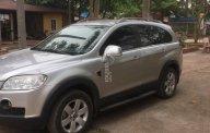 Cần bán Chevrolet Captiva Lt đời 2009, màu bạc, nhập khẩu nguyên chiếc, 355 triệu giá 355 triệu tại Hà Nội