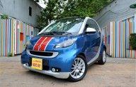 Bán Smart Forfour 1.0 AT đời 2009, màu xanh lam, xe nhập  giá 380 triệu tại Tp.HCM