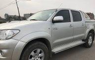 Bán xe Toyota Hilux 3.0 hai cầu 2010 màu bạc, xe ít đi còn rất mới giá 395 triệu tại Tp.HCM