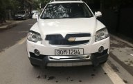 Bán Chevrolet Captiva sản xuất 2008, màu trắng xe gia đình, giá 340tr giá 340 triệu tại Hà Nội