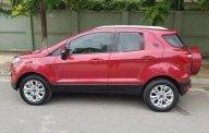 Cần bán lại xe Ford EcoSport 1.5 Titanium năm 2016, màu đỏ giá 575 triệu tại Hà Nội