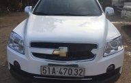 Bán Chevrolet Captiva LTZ đời 2009, màu trắng, giá tốt giá 335 triệu tại Tp.HCM