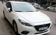 Bán Mazda 3 sản xuất năm 2016, màu trắng chính chủ giá cạnh tranh giá 628 triệu tại Hà Nội
