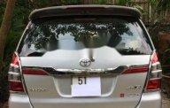 Cần bán gấp Toyota Innova E sản xuất 2014, màu bạc ít sử dụng giá 530 triệu tại Tp.HCM