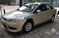 Bán Ford Focus SX 2008, màu vàng cát giá 258 triệu tại Hà Nội
