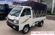 Bán xe tải Towner 800 thùng mui bạt, thùng kín giá rẻ, hỗ trợ thủ tục nhanh chóng, sẵn sàng giao xe ngay giá 159 triệu tại Hà Nội