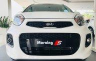 Bán ô tô Kia Morning S đời 2018, màu trắng giá 393 triệu tại Thái Bình