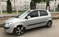 Cần bán gấp Hyundai Getz 2010, màu bạc giá 252 triệu tại Hà Nội