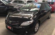 Bán Toyota Corolla altis 1.8G sản xuất năm 2012, màu đen như mới giá 530 triệu tại Tp.HCM