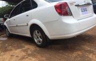 Bán ô tô Daewoo Lacetti năm sản xuất 2004, màu trắng, giá tốt giá 155 triệu tại Đắk Nông