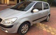 Cần bán lại xe Hyundai Getz 2008, màu bạc chính chủ, giá tốt giá 186 triệu tại Hưng Yên