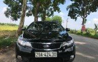 Bán xe Kia Forte 1.6 SX AT năm 2011, màu đen giá 399 triệu tại Hà Nội