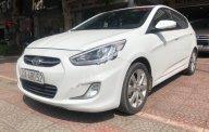 Bán Hyundai Accent 1.4 AT năm 2015, màu trắng, nhập khẩu Hàn Quốc giá 475 triệu tại Hà Nội