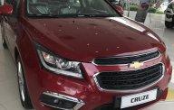Bán Chevrolet Cruze LT sản xuất năm 2018, màu đỏ số sàn giá 500 triệu tại Vĩnh Phúc