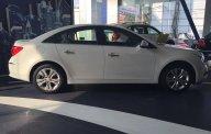 Bán Chevrolet Cruze LT 2018, hỗ trợ vay tối đa 90%, lãi suất cực thấp, giảm ngay 80triệu tiền mặt giá 510 triệu tại Ninh Bình