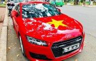 Bán xe Audi TT đăng ký lần đầu 2016, màu đỏ xe nhập giá 1 tỷ 870 tr tại Tp.HCM
