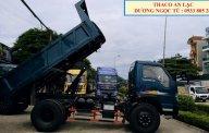 Bán xe Ben FLD600C, giá xe Ben Trường Hải 6 tấn, báo giá xe ben Trường Hải Bình Chánh giá 429 triệu tại Tp.HCM