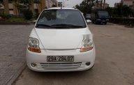 Cần bán gấp Chevrolet Spark MT đời 2010, màu trắng, nguyên bản, máy gầm thân vỏ cực chất giá 125 triệu tại Hà Nội