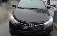 Cần bán Toyota Vios đời 2018, màu đen giá cạnh tranh giá 513 triệu tại Hải Dương