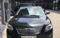 Bán xe Toyota Camry 2.4G đời 2007, màu đen  giá 480 triệu tại Hà Nội