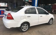 Cần bán Chevrolet Aveo 1.5AT đời 2016, màu trắng chính chủ giá 370 triệu tại Nghệ An