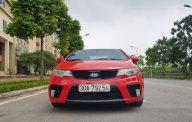 Cần bán xe Kia Forte Koup 1.6 AT 2009, màu đỏ, giá tốt giá 370 triệu tại Hà Nội