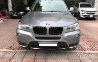 Bán BMW X3 xDrive20i năm sản xuất 2013, màu xám, xe nhập đẹp như mới giá 900 triệu tại Hà Nội