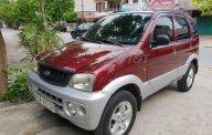 Cần bán Daihatsu Terios năm 2003, màu đỏ giá 169 triệu tại Hà Nội