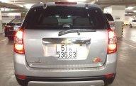 Bán Chevrolet Captiva LTZ 2007, màu bạc chính chủ, giá 310tr giá 310 triệu tại Tp.HCM