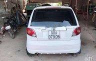 Cần bán Daewoo Matiz SE sản xuất năm 2007, màu trắng xe gia đình giá 88 triệu tại Lạng Sơn