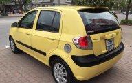 Cần bán Hyundai Getz 1.1AT đời 2008, màu vàng, nhập khẩu nguyên chiếc giá 230 triệu tại Hà Nội